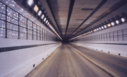 Rehabilitation Of The Ahmed Hamdi Tunnel Under The Suez Canal